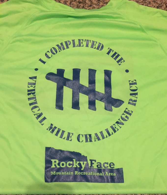 Vertical Mile Challenge Race Report