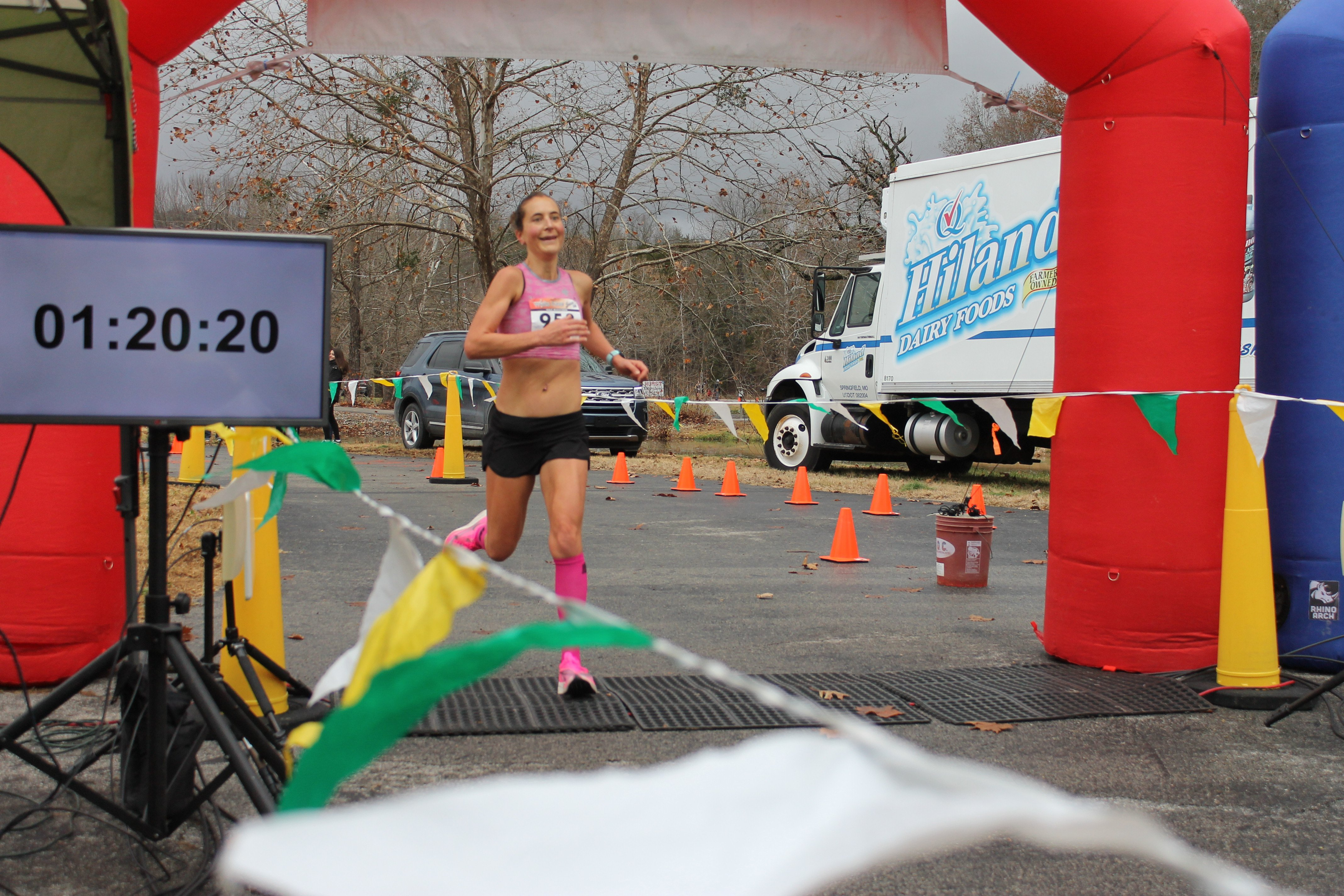 White River Half Marathon: Sometimes being nuts pays off, the sequel (part 1)