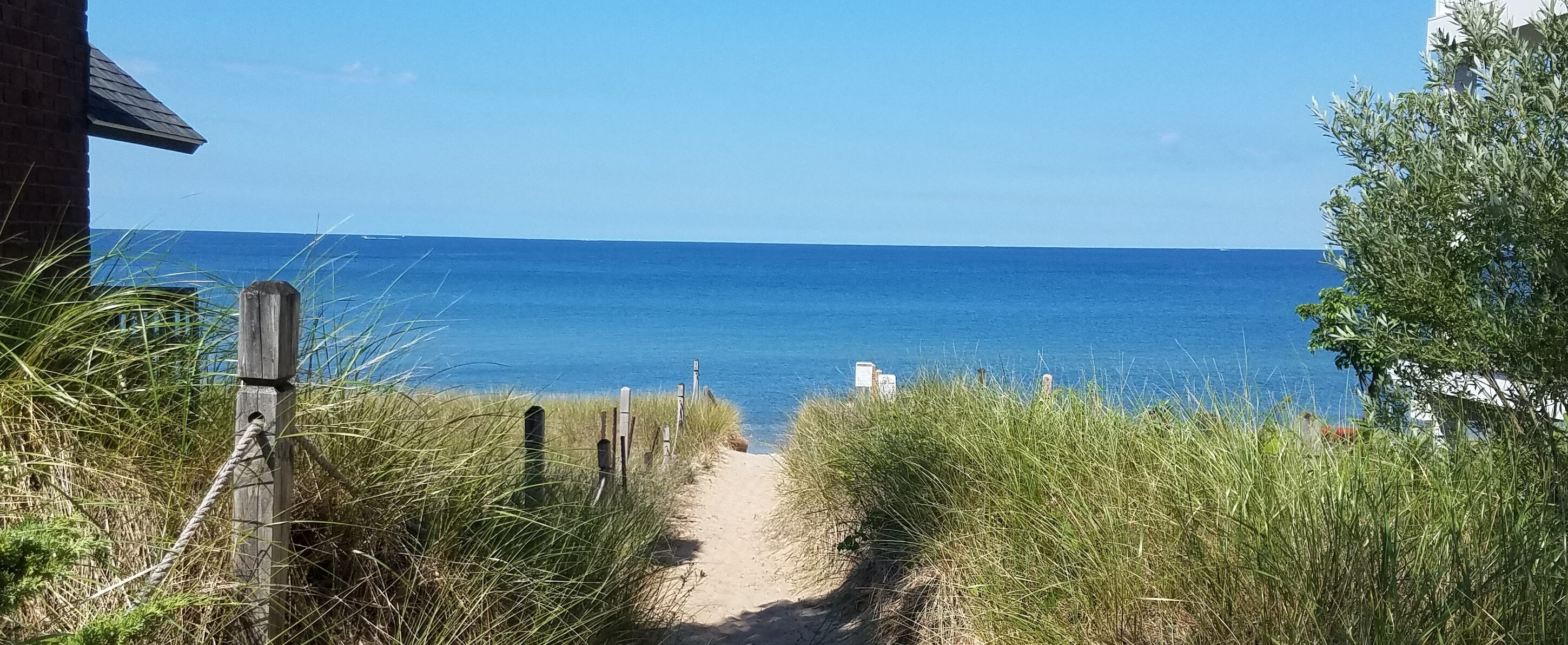 Running in Grand Haven